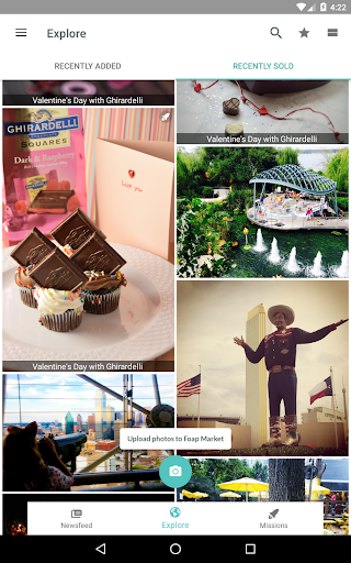 Foap - sell your photos screenshot 13