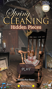 Hidden Pieces: Spring Cleaning - screenshot
