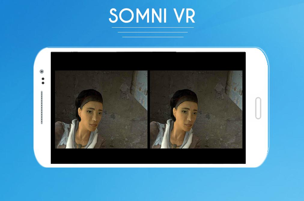 Somni VR Virtual Reality Screenshot 0