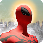 Strange Hero Future Spider 3D For PC / Windows / MAC