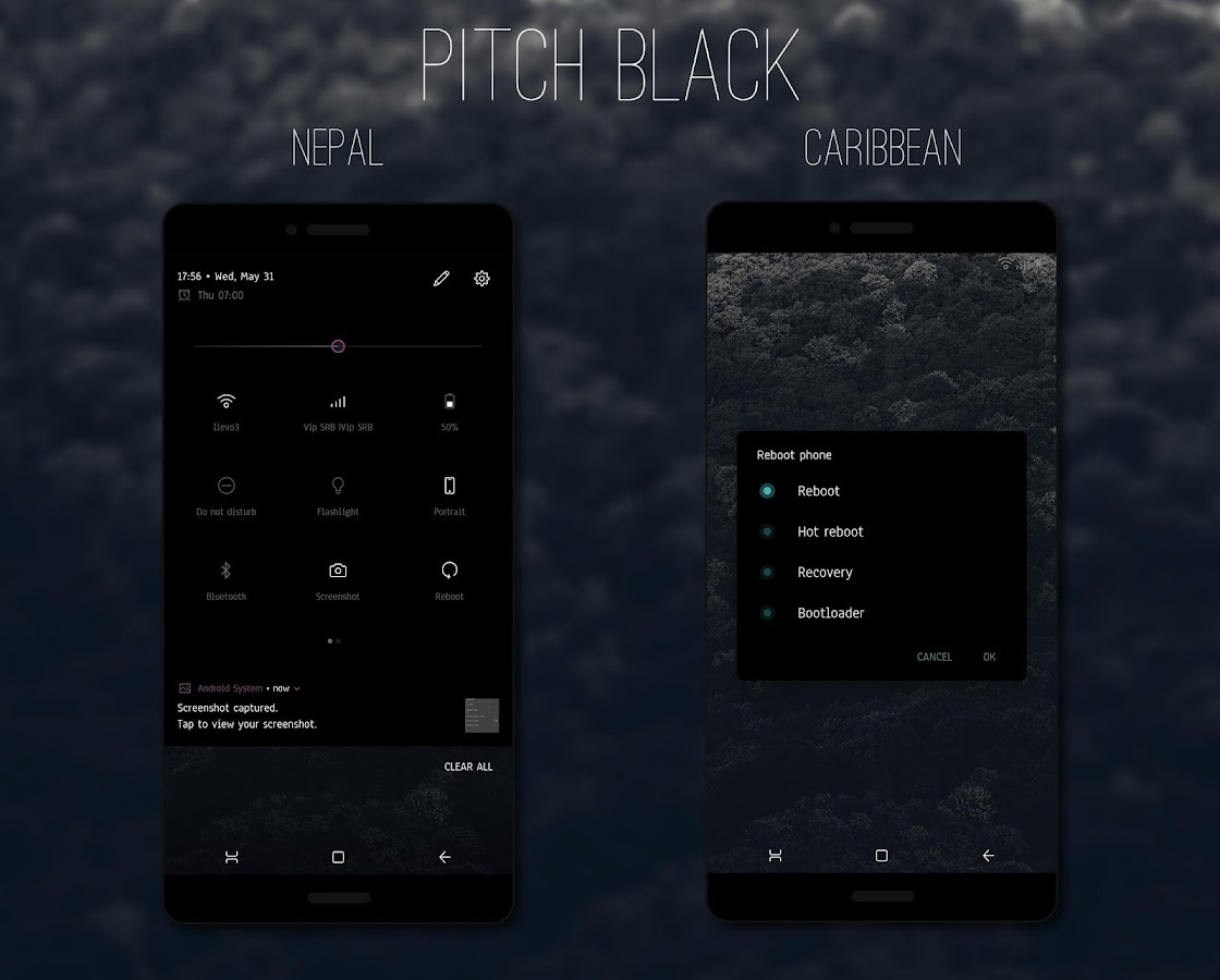 nineteen [substratum] Screenshot 4