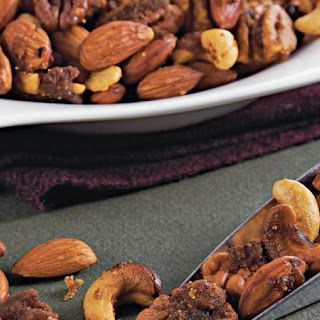 Slow-Cooker Brown Sugar Party Nuts