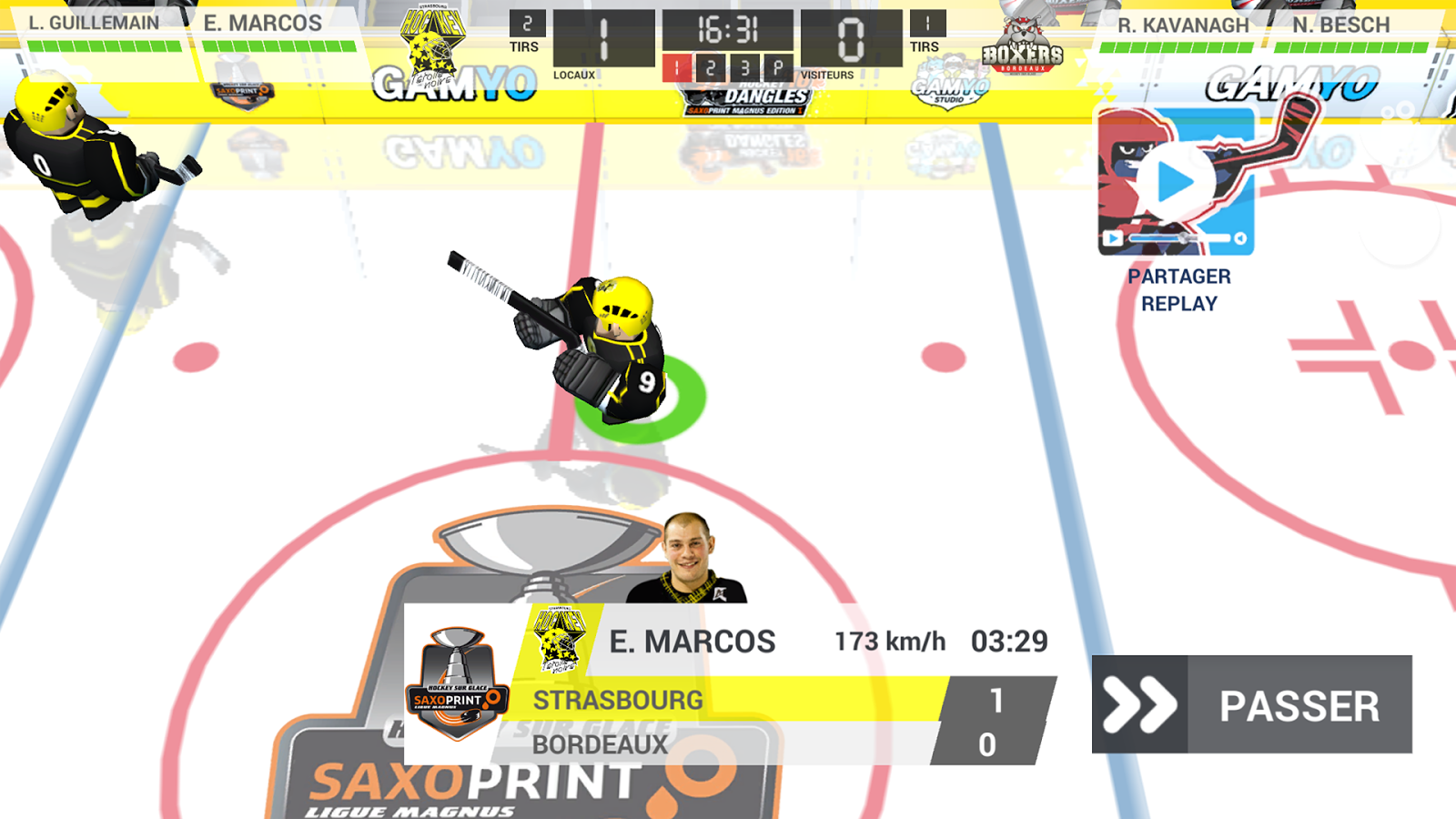Hockey Dangles'16 Magnus Screenshot 6