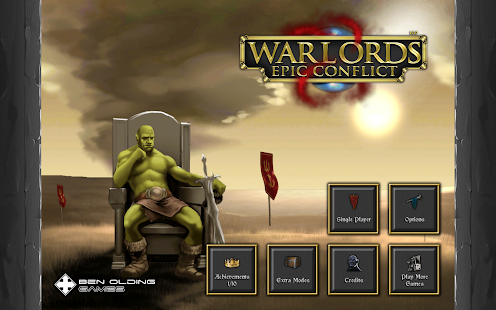 Warlords: Epic Conflict- screenshot thumbnail