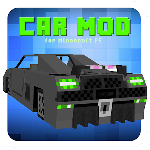 Car Mod for Minecraft PE App icon
