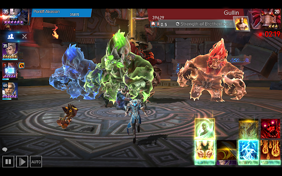 Aion: Legions Of War APK screenshot thumbnail 12