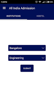 All India Admission - screenshot