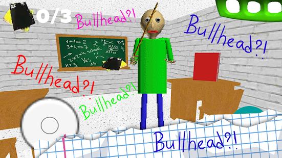 Baldi's Basics in School Education