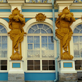 by Zdenka Rosecka - Buildings & Architecture Statues & Monuments