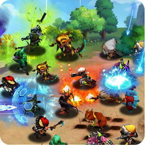 Heroes defense : Kingdom rush TD for PC-Windows 7,8,10 and Mac