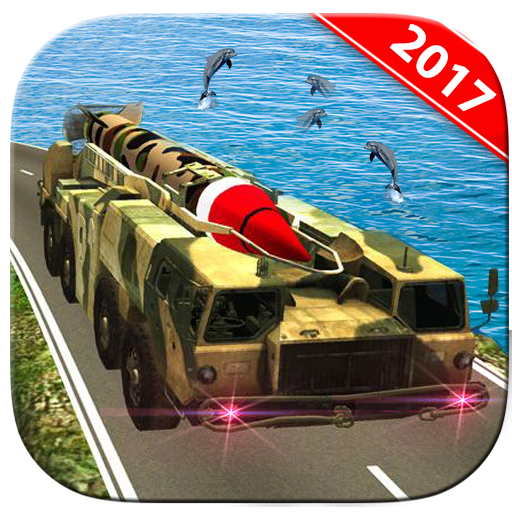 US Military Missile Attack 3D (game)