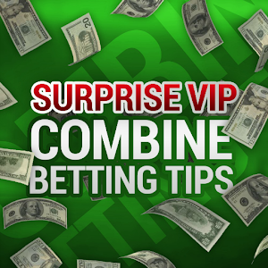 Combine Betting Tips Surprise VIP Released on Android - PC / Windows & MAC