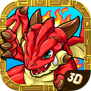 Dragon Crush - Puzzle Dungeons For PC