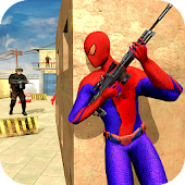 Superhero Commando Mission : Ultimate Action Game