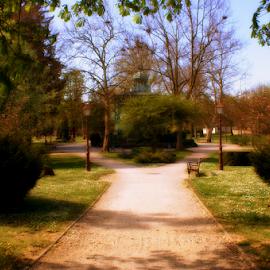 by Branka Radmanić - City,  Street & Park  City Parks