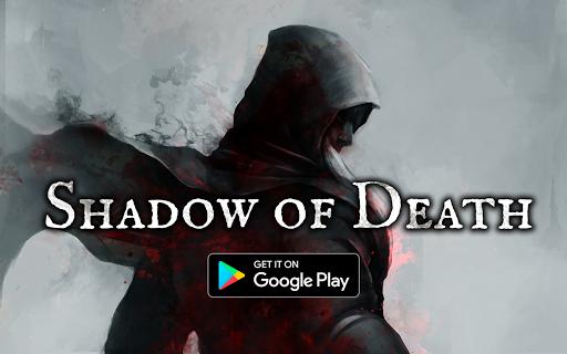 Shadow of Death: Dark Knight - Stickman Fighting screenshot 24