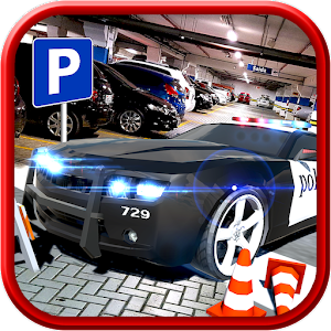 City Police Car Parking 2017