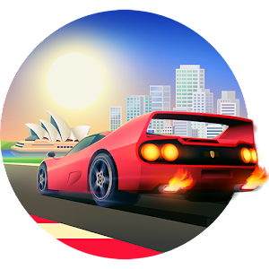 Download Game Android Horizon Chase - World Tour Gratis
