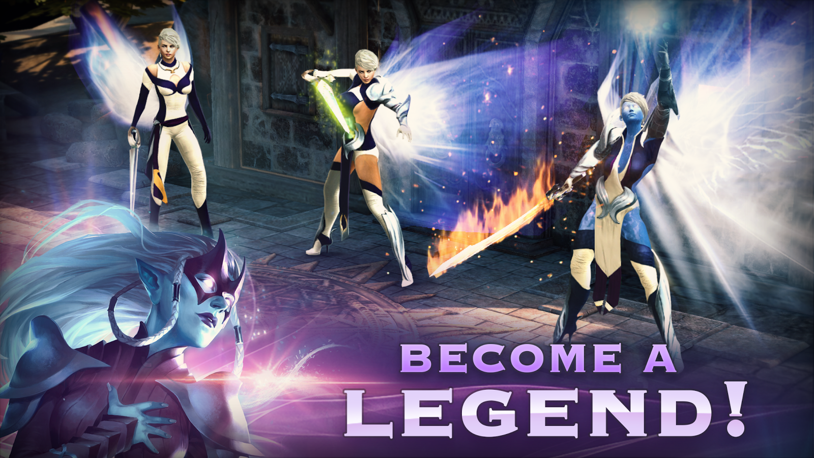 Sacred Legends Screenshot 4