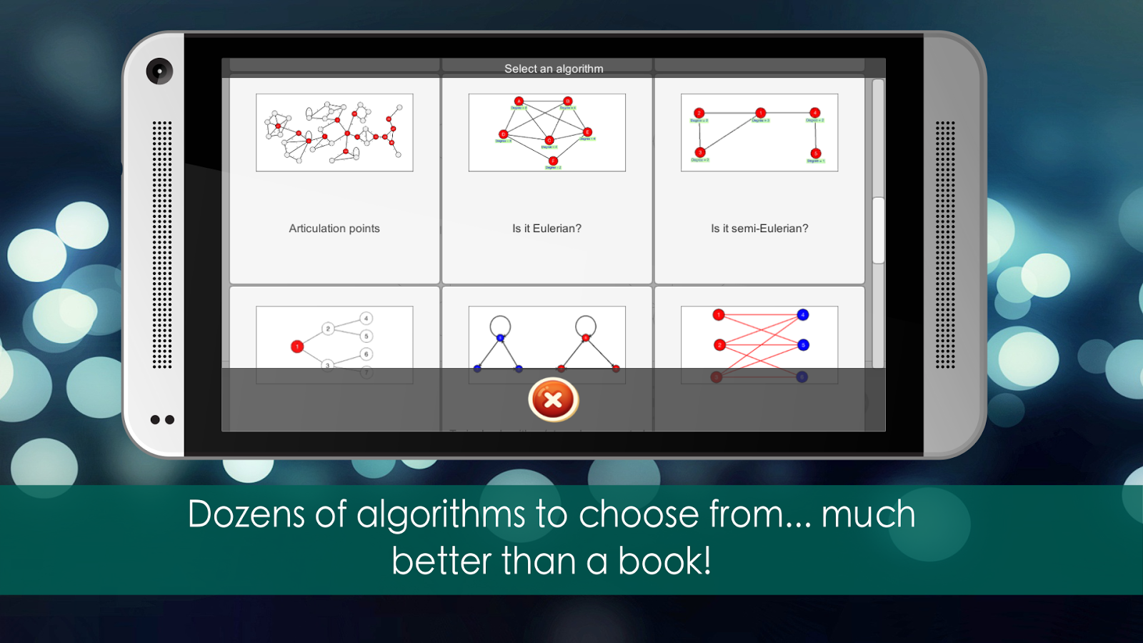 Graphynx, graphs & algorithms Screenshot 3