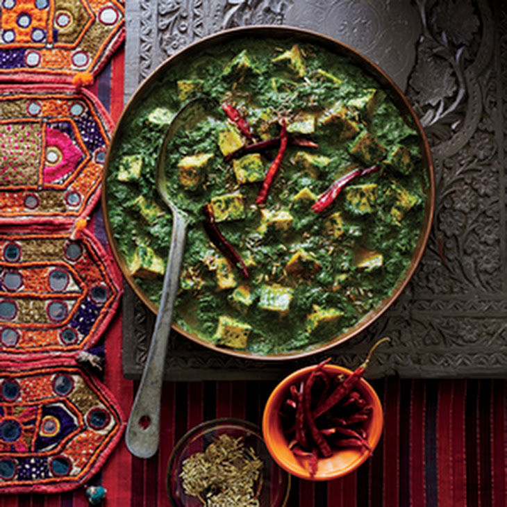 Tofu Saag Recipe   Yummly