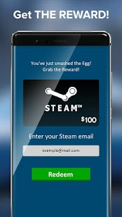 App Free Codes for Steam Wallet APK for Windows Phone