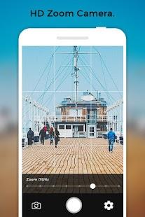 HD Camera : 4K Ultra Zoom DSLR Camera APK for Bluestacks