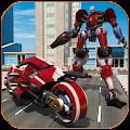 Moto Robot Transformation APK for Bluestacks