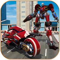 Moto Robot Transformation For PC / Windows & Mac