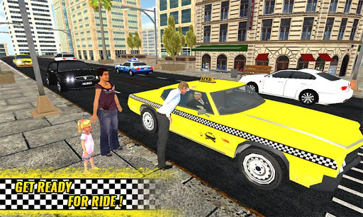 City Taxi Driver Crazy Rush: Modern Cab Simulator Apk Download Free for PC, smart TV