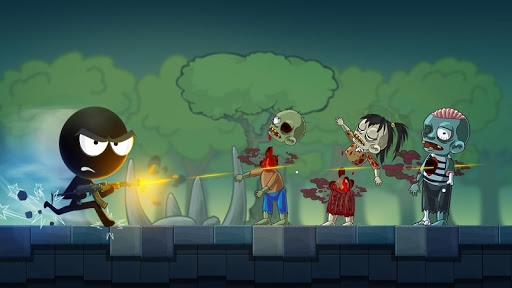 Stickman vs Zombies For PC
