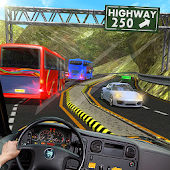 Download Extreme Highway Bus Driver APK on PC