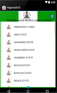Nigeria SOS - screenshot