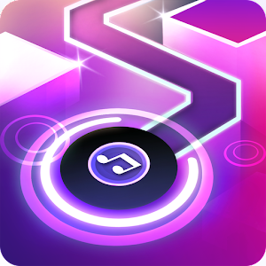 Dancing Ballz: Magic Dance Line Tiles Game New App on Andriod - Use on PC