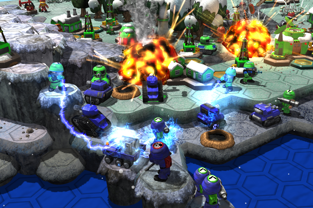 Epic Little War Game Screenshot 11