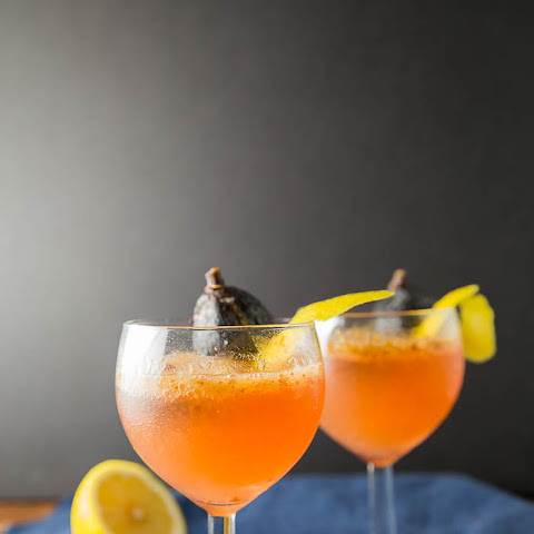 Virgil Kaine Fig And Ginger Bourbon Fizz