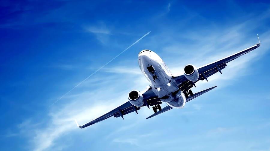 by Hyuuna Putriie - Transportation Airplanes