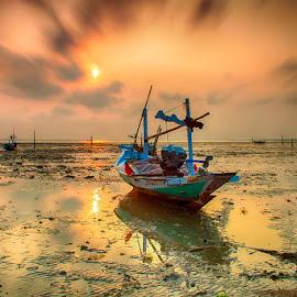 by Rudy Harijanto - Transportation Boats