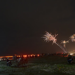 LONG BEACH by Andhy Tuasikal - Public Holidays New Year's Eve