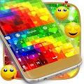 Color Hearts Keyboard Theme APK for Bluestacks