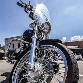Lets ride by Robert Harmon - Transportation Motorcycles ( bike, wide angle, motorcycle )