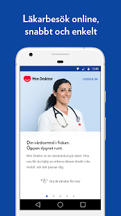 Min Doktor - Läkarbesök online screenshot for Android