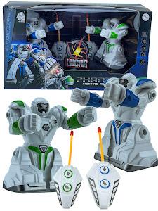 Игрушка Робот, радиоуправляемая, Серии Город Игр, GN-12613