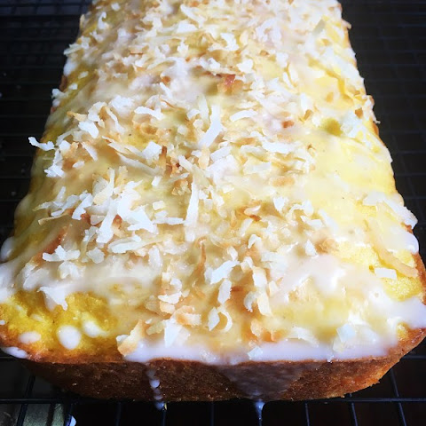 Easy Sweet Tropical Pineapple Loaves