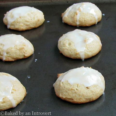 Meyer Lemon Cookies