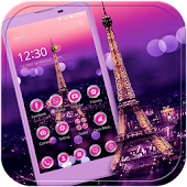 APK App Dream Paris Eiffel tower Theme for BB, BlackBerry