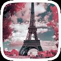 App Love Pink Paris Theme apk for kindle fire
