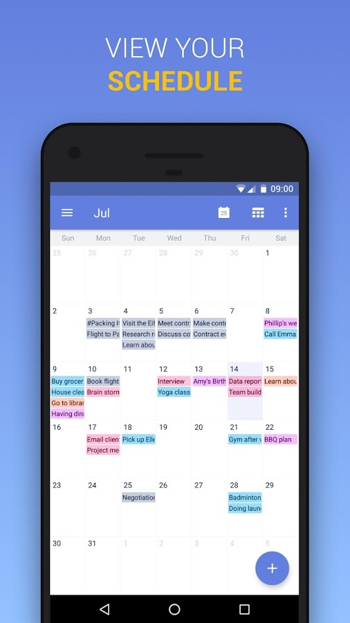 TickTick: To Do List with Reminder, Day Planner Screenshot 3