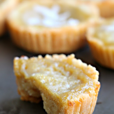 "Hong Kong ""Maple Coconut"" Egg Tarts (Grain-Free, Paleo, Dairy Free, Refined Sugar Free)"