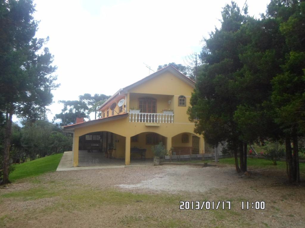 Chácara residencial à venda, Faxina, São José dos Pinhais.
